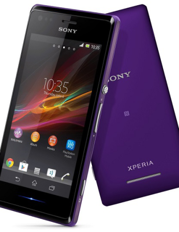 servis Sony Xperia M dual C2005