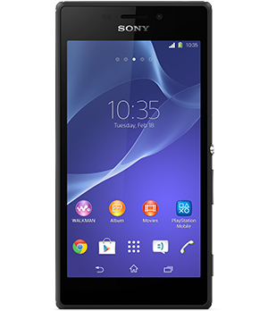 servis SONY Xperia M2 D2303