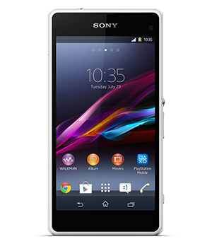 servis Sony Xperia Z1compact D5503