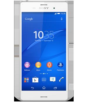 servis Sony Xperia Z3 D6603